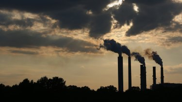 Most of our electricity generation is reliant on coal.