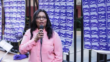 Dr Mehreen Faruqi's bill, to decriminalise abortion in NSW, was voted down in May.