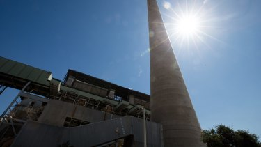 The ageing Liddell coal-fired power station in the Hunter Valley. No one can promise that it will keep working.