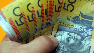 "Criminals prefer $50 notes because of their ""ubiquitous use in legitimate transactions"", the RBA says."