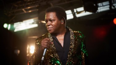 Lee Fields.