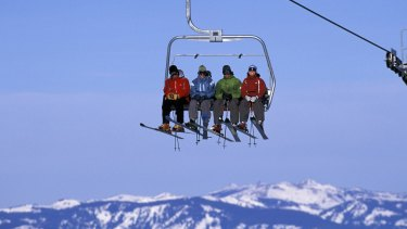 Californian ski fields face a shrinking future