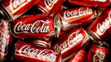 The lawsuit seeks to stop Coke from deceptively advertising sugary drinks.
