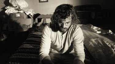 No expensive sushi please ... Angus Stone on the eve of his new album release, <i>Dope Lemon</i>.