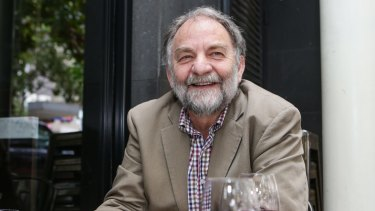 Graham Long, chief executive and pastor at the Wayside Chapel, at Fratelli Paradiso in Potts Point.