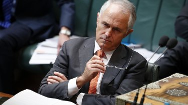 Malcolm Turnbull is alleged to have said he didn't join the Labor party because it would not accept his business success