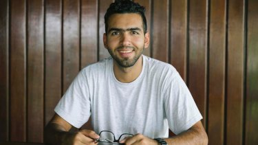 Amir Taghinia.