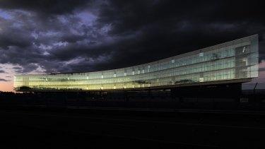 The ASIO headquarters in Canberra.