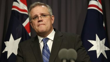 Immigration Minister Scott Morrison said the changes are designed to prevent asylum seekers reaching Australia.