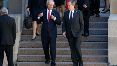 The centre, more than ever, is the battle ground for Malcolm Turnbull and Bill Shorten.