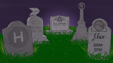 The app graveyard is filling up with Apple's victims.