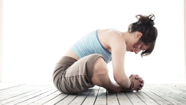 Many do not have the time for regular yoga or Pilates sessions.