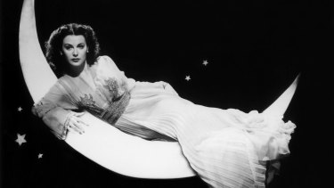 Hedy Lamarr was a woman with lofty ideals.