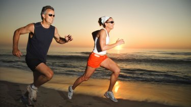Go hard or go home: Moderate exercise doesn't cut it for preventing death and decline.