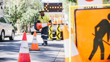 Road and rail work should cover for any immediate reduction in residential work.