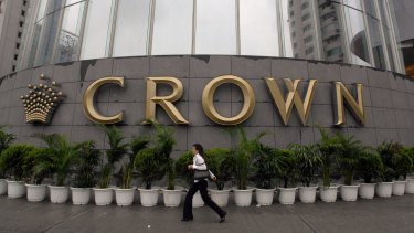 It appears that the Chinese government has decided to make an example of Crown, which is the only Australian casino company with offices in China.