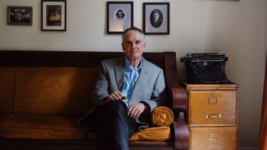 """Jared Taylor, a self-described """"race realist"""" who supports Donald Trump,  has suggested that Trump was expressing the discomfort many white people felt about other races."""