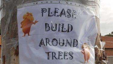 A plea gathering momentum around Perth.