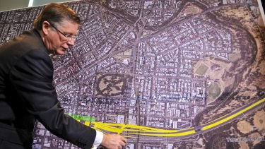 The East West Link: Repeating a multi-billion-dollar mistake.