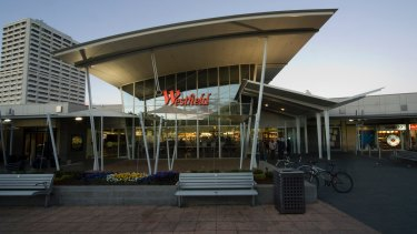 Sold: GPT Wholesale Shopping Centre Fund is selling its 50 per cent stake in Westfield Woden Plaza.
