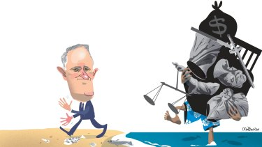 Malcolm Turnbull and the LNP have stopped the boats.