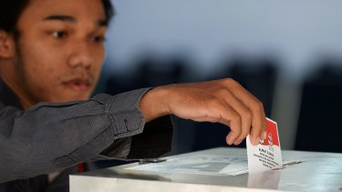 The gubernatorial elections for Jakarta are seen by many analysts as a test of the maturity of Indonesian democracy.