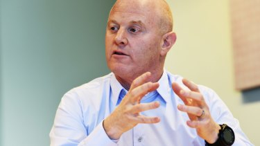 CBA chief executive Ian Narev will step down before the end of the financial year.
