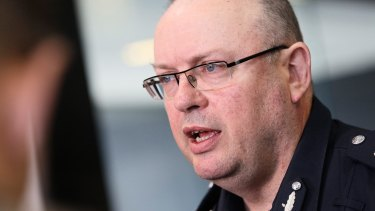 Chief Commissioner Graham Ashton has apologised for harm done to members in response to a report about endemic sexual harassment and assault within Victoria Police.