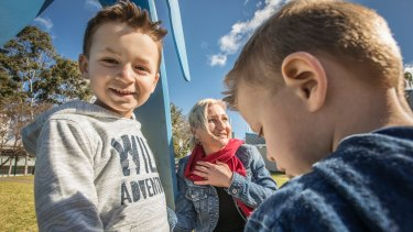 """""""It's incredible,"""" Nikola's mother Fiona said of the last-ditch move at Westmead Institute for Medical Research."""
