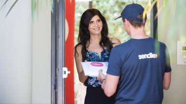 Are on-demand delivery services more secure than Australia Post?