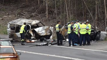 Annabelle and Jessica Falkholt are fighting for their lives after their parents were killed in a head-on crash.