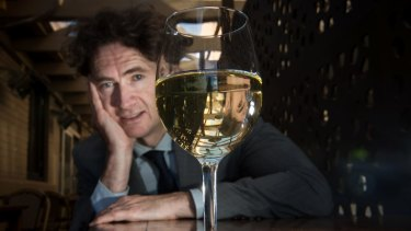 Cardiologist Peter Kistler has some bad news for people who like a tipple.