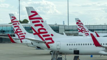 """Virgin expects demand from leisure travellers to be """"very soft"""" for the next six months."""