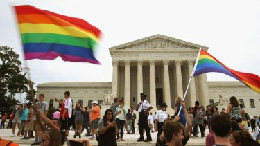 The US Supreme Court last week ruled in favour of same-sex marriage.