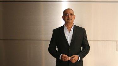 ThinCats Australia chief executive Sunil Aranha got ESF to up ThinCats UK's 25 per cent stake to 30 per cent.