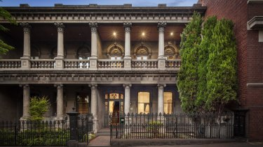 East Melbourne: not our readers' favourite suburb?