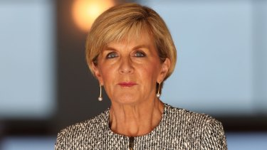 Foreign Minister Julie Bishop has called for calm.