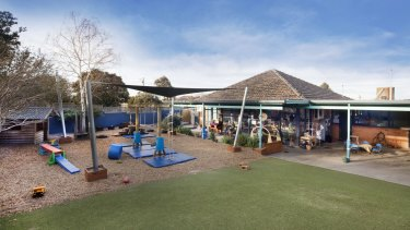 Five other potential purchasers at the auction of a Thornbury childcare centre lost to a Melbourne-based investor's $1.83 million.