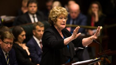 Ms Skinner has copped sustained criticism over her handling of the hospital errors.