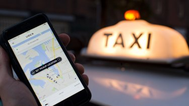 Uber issue: Tom Wheeler said more than 100,000 individuals have received a payment for a ride-sharing service since 2015.