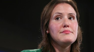 Assistant Treasurer Kelly O'Dwyer wants a conversation about the wording of an objective for the superannuation system.