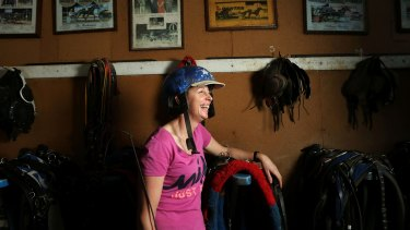 Kerryn Manning at her Great Western property.