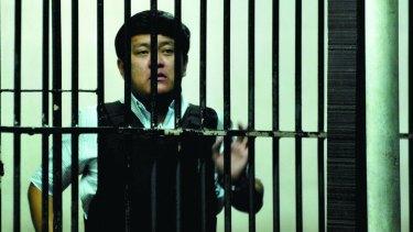 "Andal ""Data Unsay"" Ampatuan jnr in prison in 2010."