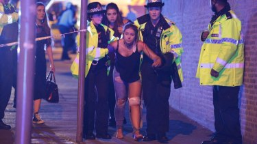 The Manchester Arena bombing on May 22 targeted people leaving an Ariana Grande concert.