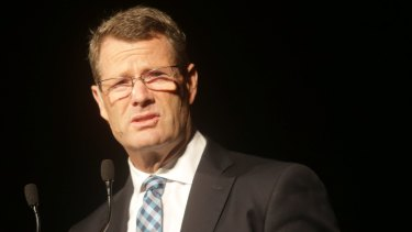 Grant O'Brien, CEO of Woolworths