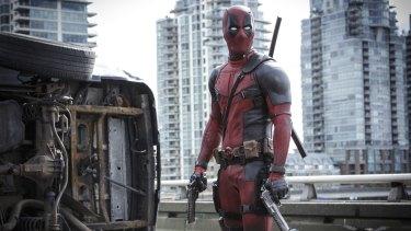 Surprise nomination: Ryan Reynolds in Deadpool.