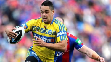 Former Parramatta star Jarryd Hayne could return to his old club for the remainder of the NRL season.