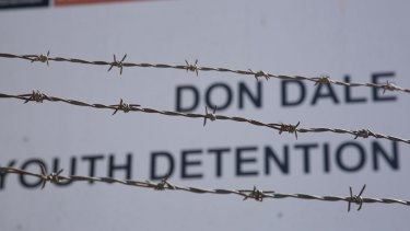 Darwin's controversial youth detention centre
