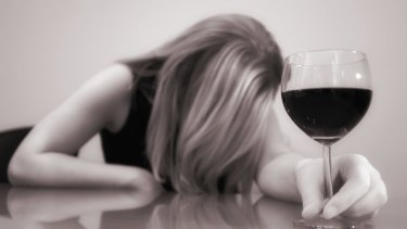Through a glass darkly: After rehab comes the stress of keeping away from the original source of addiction.