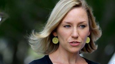 Larissa Waters is the Australian Greens Deputy Leader and spokesperson for women.